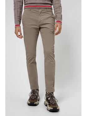 Hugo Hugo Pantaloni din material David204d 50437976 Bej Slim Fit