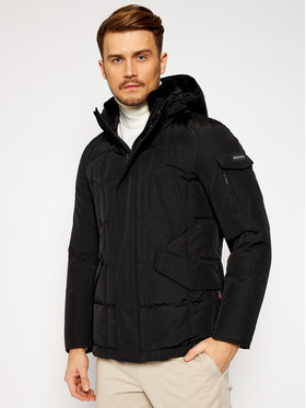 Woolrich Woolrich Зимно яке Blizzard CFWOOU0339MR UT0001 Черен Regular Fit