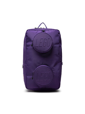 LEGO LEGO Plecak Brick 1x2 Backpack 20204-0268 Fioletowy