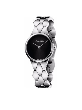 Calvin Klein Calvin Klein Uhr Lady K6E23141 Silberfarben