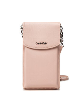 Calvin Klein Calvin Klein Futrola za moibtel Ck Must Phone Pouch Xbody K60K608246 Ružičasta