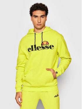 Ellesse Ellesse Bluză Sl Gottero Oh SHK07407 Verde Regular Fit