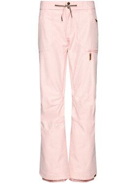 Roxy Roxy Lyžařské kalhoty Nadia ERJTP03121 Růžová Tailored Fit