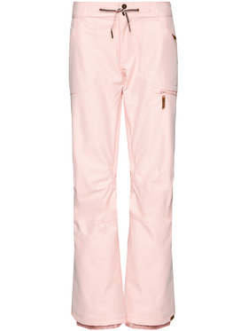 Roxy Roxy Slidinėjimo kelnės Nadia ERJTP03121 Rožinė Tailored Fit