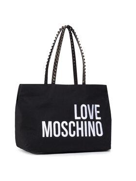 LOVE MOSCHINO LOVE MOSCHINO Torebka JC4078PP1CLC0000 Czarny