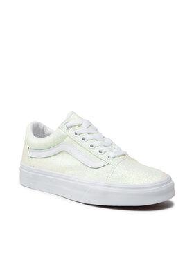 Vans Vans Sneakers aus Stoff Old Skool VN0A3WKT3UA1 Grün
