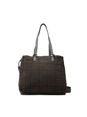 Desigual Desigual Дамска чанта 21WAXD12 Сив