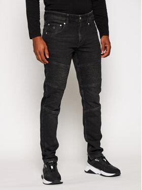 Calvin Klein Jeans Calvin Klein Jeans Дънки тип Slim Fit Ckj 058 J30J316880 Черен Tapered Fit