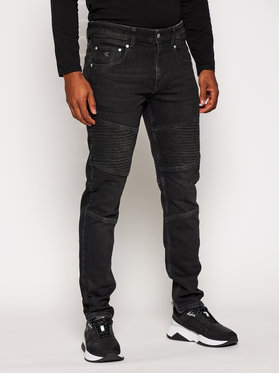 Calvin Klein Jeans Calvin Klein Jeans Slim Fit farmer Ckj 058 J30J316880 Fekete Tapered Fit