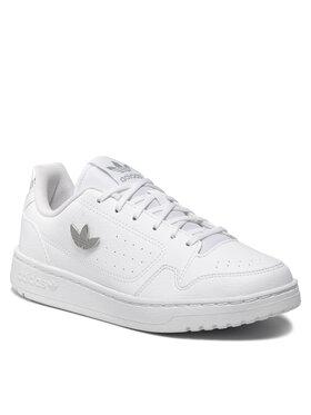 adidas adidas Pantofi Ny 90 J H06600 Alb