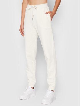 Guess Guess Spodnie dresowe Alene O1GA04 K68M1 Beżowy Regular Fit