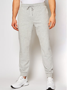 Guess Guess Teplákové nohavice M1RB37 K6ZS1 Sivá Slim Fit