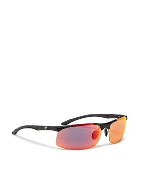 4F 4F Okulary przeciwsłoneczne H4L21-OKU061 Czarny