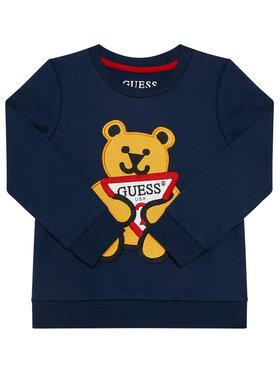Guess Guess Džemperis N0BQ09 K97E0 Tamsiai mėlyna Regular Fit