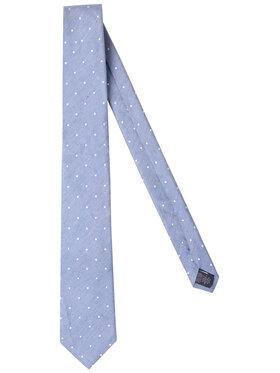 Tommy Hilfiger Tailored Tommy Hilfiger Tailored Krawatte Dot TT0TT06868 Blau