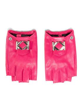 KARL LAGERFELD KARL LAGERFELD Дамски ръкавици 205W3601 Розов