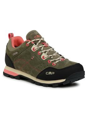 CMP CMP Trekkings Alcor Low Wmn Trekking Shoes Wp 39Q4896 Verde