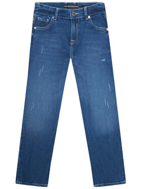 Guess Guess Τζιν L1RA14 D4B91 Μπλε Slim Fit