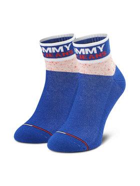 Tommy Jeans Tommy Jeans Skarpety wysokie damskie 100002403 Niebieski