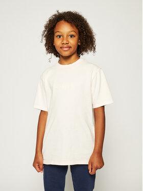Guess Guess T-shirt H01J00 K82E0 Rose Regular Fit