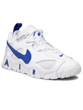 Nike Nike Topánky Air Barrage Low CD7510 100 Biela