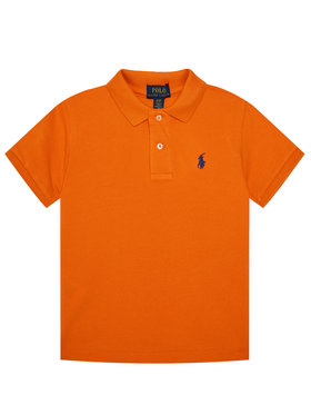 Polo Ralph Lauren Polo Ralph Lauren Polo marškinėliai 321603252036 Oranžinė Regular Fit