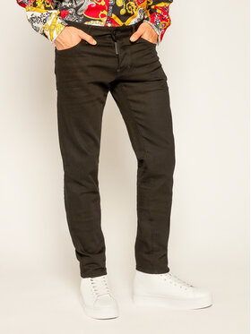 Dsquared2 Dsquared2 Slim Fit Jeans S74LB0696.S30564 Schwarz Slim Fit
