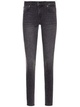 Calvin Klein Calvin Klein Skinny Fit džíny Mid Rise K20K201150 Šedá Slim Fit