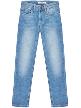 Calvin Klein Jeans Calvin Klein Jeans Τζιν Essential IB0IB00742 Μπλε Slim Fit