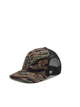 47 Brand 47 Brand Καπέλο Jockey Los Angeles Dodgers Drop Zone B-DRZNM12PTP-E1 Έγχρωμο