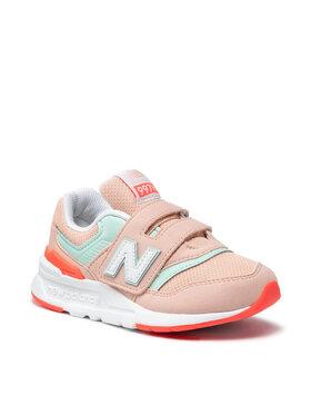 New Balance New Balance Sneakersy PZ997HSG Różowy