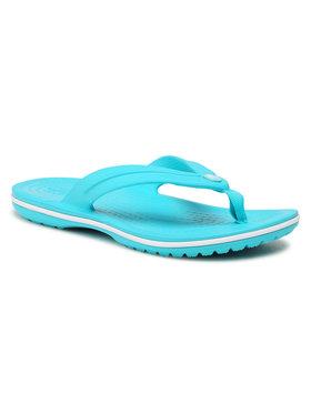 Crocs Crocs Джапанки Crocband Flip Gs 205778 Син