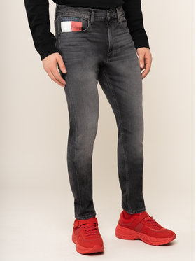 Tommy Jeans Tommy Jeans Jean Slim fit Tapared DM0DM07054 Gris Slim Fit