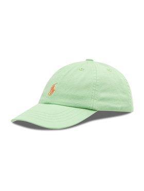 Polo Ralph Lauren Polo Ralph Lauren Καπέλο Jockey Classics II 320785653012 Πράσινο