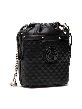 Guess Guess Дамска чанта Heyden (QE) HWQE81 34010 Черен