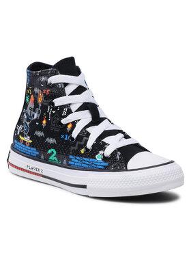 Converse Converse Sneakers aus Stoff Ctas Hi 670212C Schwarz