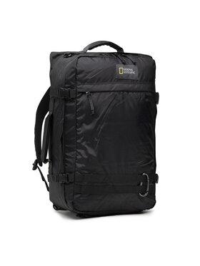 National Geographic National Geographic Kuprinė 3 Way Backpack N11801.06 Juoda