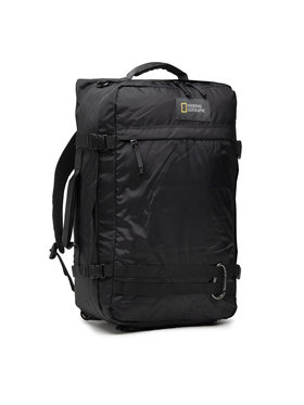 National Geographic National Geographic Plecak 3 Way Backpack N11801.06 Czarny