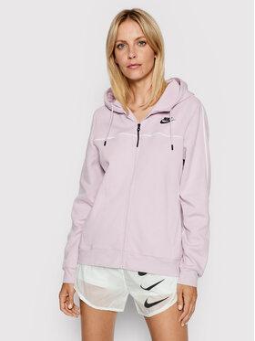 Nike Nike Bluza Sportswear Millenium Fleece CZ8338 Fioletowy Standard Fit