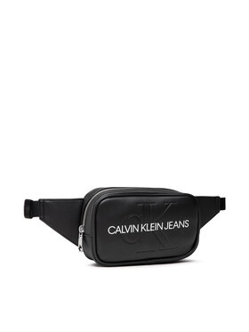 Calvin Klein Jeans Calvin Klein Jeans Saszetka nerka Waistabag K60K608220 Czarny