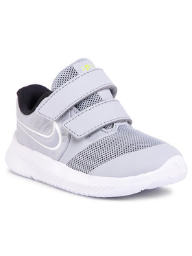 Nike Nike Παπούτσια Star Runner 2 (TDV) AT1803 005 Γκρι