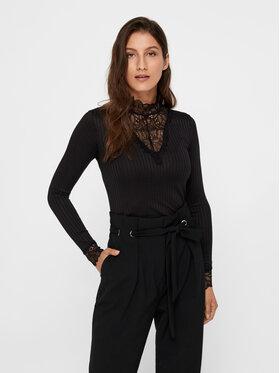 YAS YAS Блузка Blace 26012895 Чорний Regular Fit