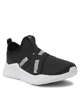 Puma Puma Sneakers Wired Run Slipon Wmns 382299 01 Nero