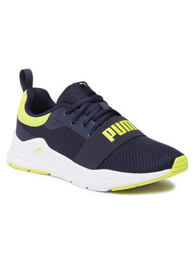 Puma Puma Sneakers Wired Run Jr 374214 07 Blu scuro