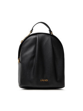 Liu Jo Liu Jo Torbica Ecs M Backpack Leggera NF1229 E0054 Crna