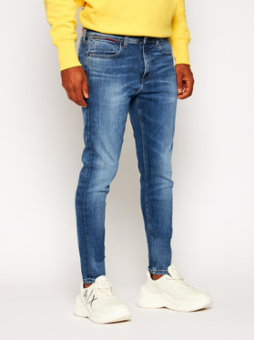 Tommy Jeans Tommy Jeans jeansy Skinny Fit Miles DM0DM09767 Blu scuro Skinny Fit