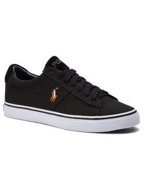 Polo Ralph Lauren Polo Ralph Lauren Sneakers aus Stoff Sayer 816749369001 Schwarz