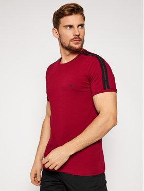 Emporio Armani Underwear Emporio Armani Underwear Tričko 111890 0A717 02475 Bordová Regular Fit