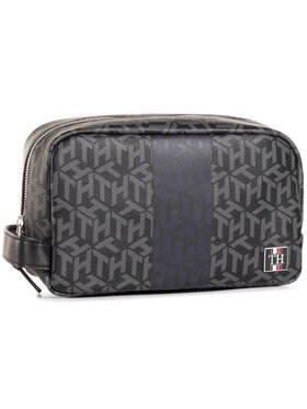 Tommy Hilfiger Tommy Hilfiger Несесер Th Modern Cc Washbag AM0AM06335 Черен