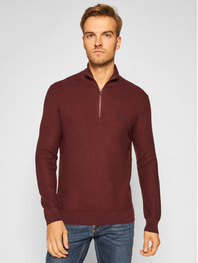 Polo Ralph Lauren Polo Ralph Lauren Sweater Classics 710701611040 Bordó Regular Fit